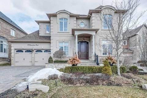 House for sale at 21 Summerbreeze Ct Vaughan Ontario - MLS: N4389304