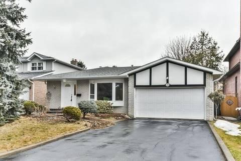 House for sale at 21 Summerfeldt Cres Markham Ontario - MLS: N4392303