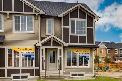 Townhouse for sale at 21 Sunrise Wy Cochrane Alberta - MLS: C4287667