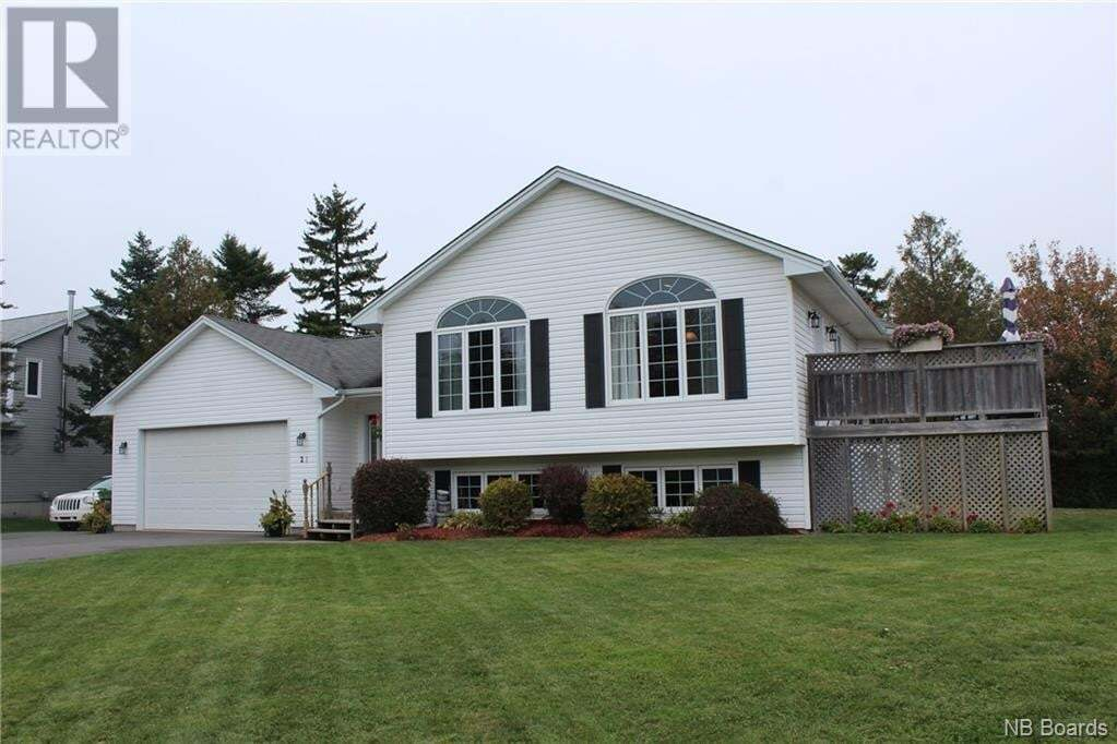 House for sale at 21 Tarawood Ln Quispamsis New Brunswick - MLS: NB049981