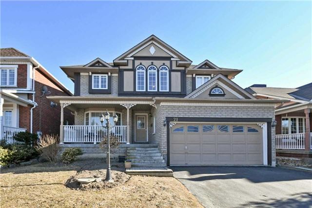 For Sale: 21 Todd Road, Ajax, ON | 4 Bed, 4 Bath House for $899,900. See 20 photos!