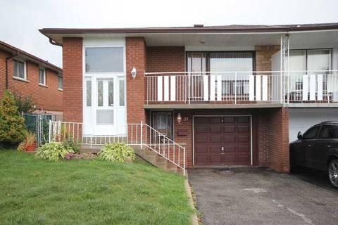 Townhouse for sale at 21 Tolton Dr Brampton Ontario - MLS: W4690479