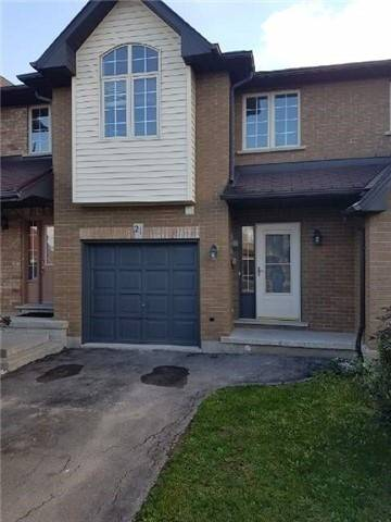Townhouse for sale at 21 Townmansion Dr Hamilton Ontario - MLS: X4576025