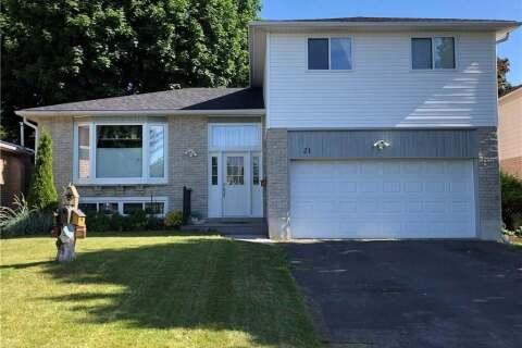 House for sale at 21 Trillium Wy Paris Ontario - MLS: 30812289
