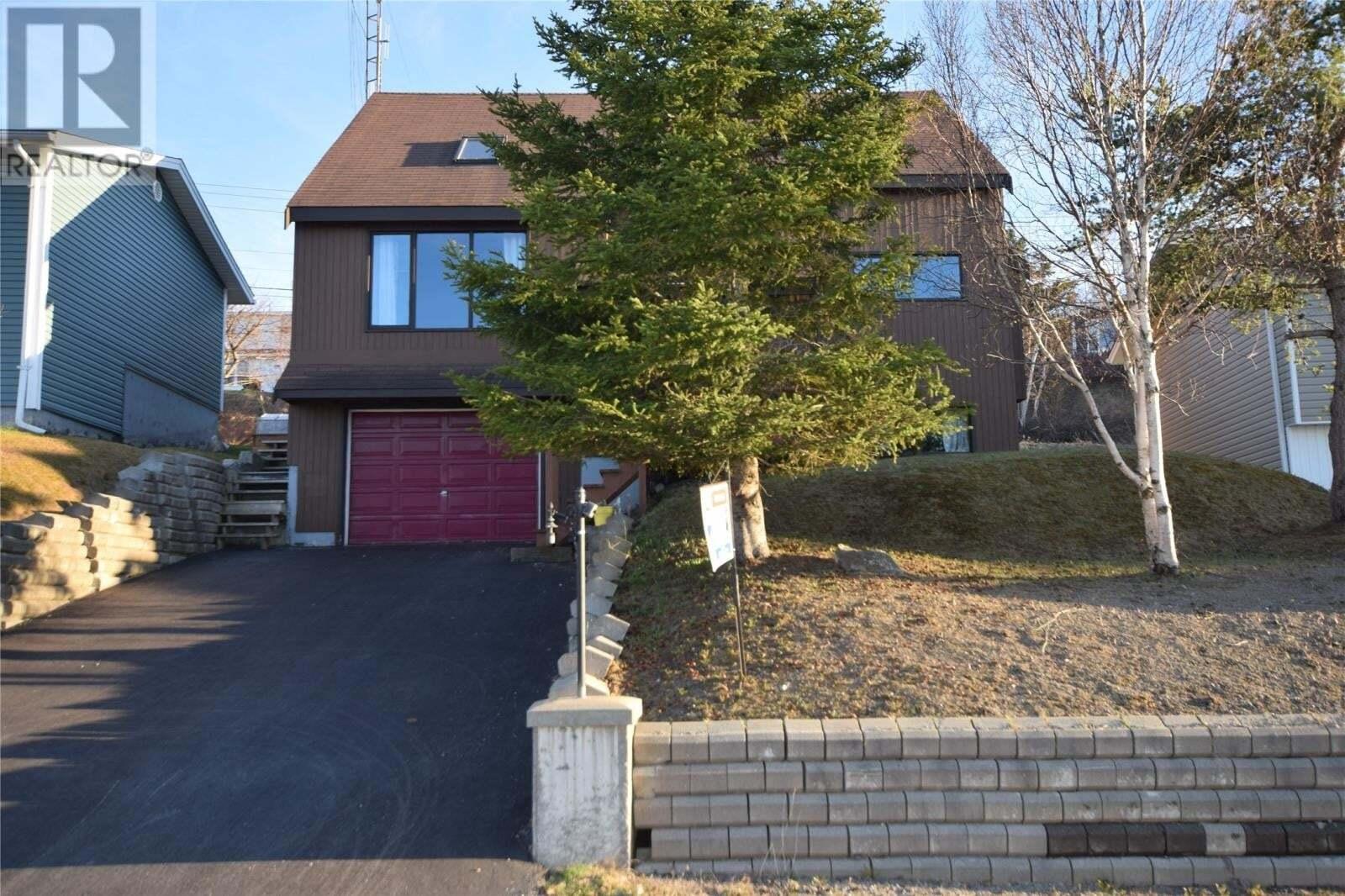 House for sale at 21 Tudor St Corner Brook Newfoundland - MLS: 1213048