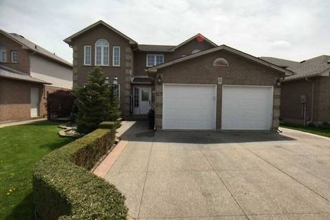 House for sale at 21 Tuscani Dr Hamilton Ontario - MLS: X4455944