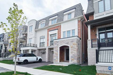 Townhouse for sale at 21 Vaudeville Dr Toronto Ontario - MLS: W4460701
