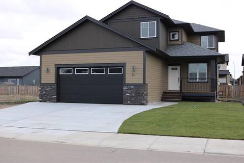 House for sale at 21 Vireo Ave Olds Alberta - MLS: C4268274