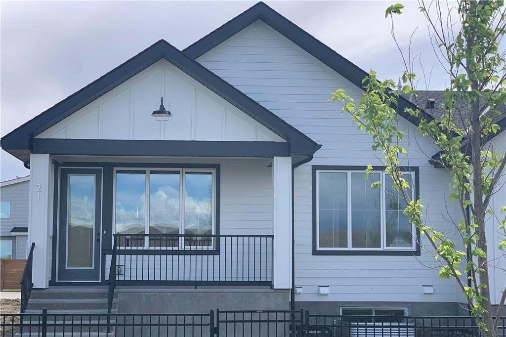 Townhouse for sale at 21 Walgrove Pa SE Walden, Calgary Alberta - MLS: C4302621