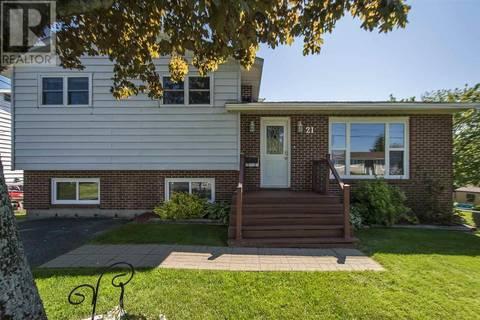 House for sale at 21 Wamphray Cres Dartmouth Nova Scotia - MLS: 201916419