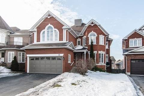 House for sale at 21 Welsh St Ajax Ontario - MLS: E4389388