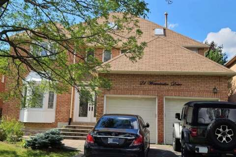 House for rent at 21 Westminster Dr Richmond Hill Ontario - MLS: N4854318