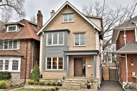 House for sale at 21 Wilberton Rd Toronto Ontario - MLS: C4435532