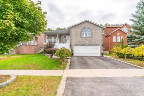 House for sale at 21 Willow Fern Dr Barrie Ontario - MLS: S4954603