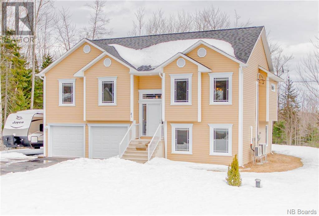 House for sale at 21 Willowdale Dr Waasis New Brunswick - MLS: NB042195