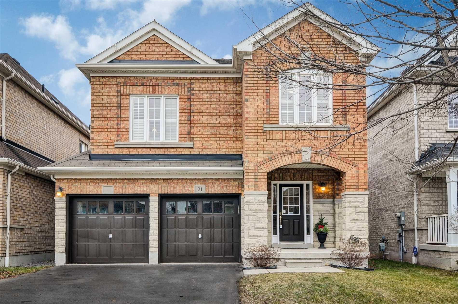 House for sale at 21 Wilsongary Circle Ajax Ontario - MLS: E4331516