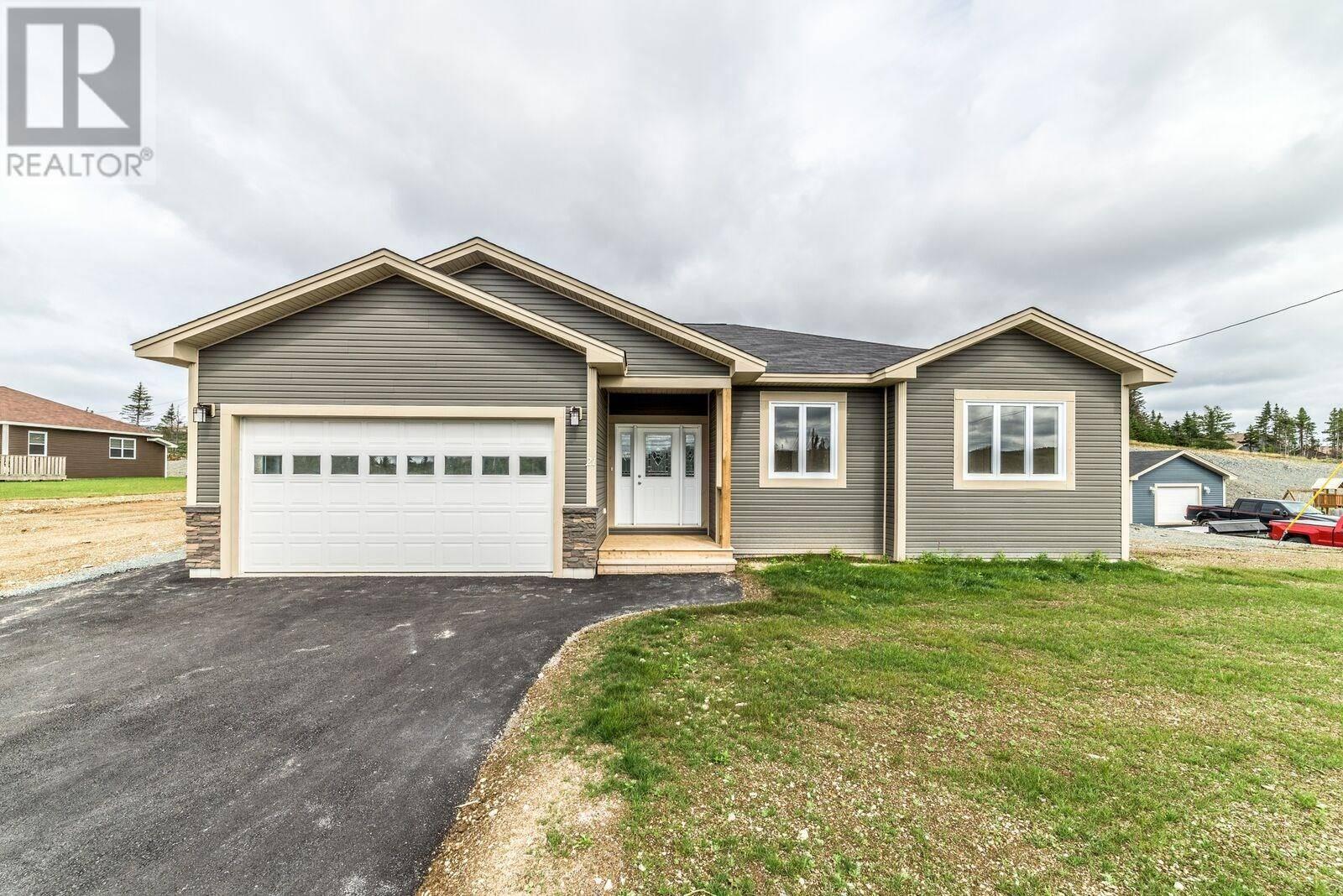 House for sale at 21 Woodbridge Ln Torbay Newfoundland - MLS: 1211937