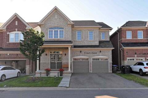 House for sale at 21 Zanetta Cres Brampton Ontario - MLS: W4816014