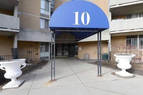 Condo for sale at 10 Martha Eaton Wy Unit 210 Toronto Ontario - MLS: W4683519