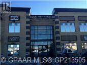 Commercial property for lease at 10055 120 Ave Apartment 210 Grande Prairie Alberta - MLS: GP213505