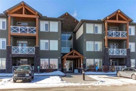 Condo for sale at 210 1005b Westmount Dr Strathmore Alberta - MLS: C4292002