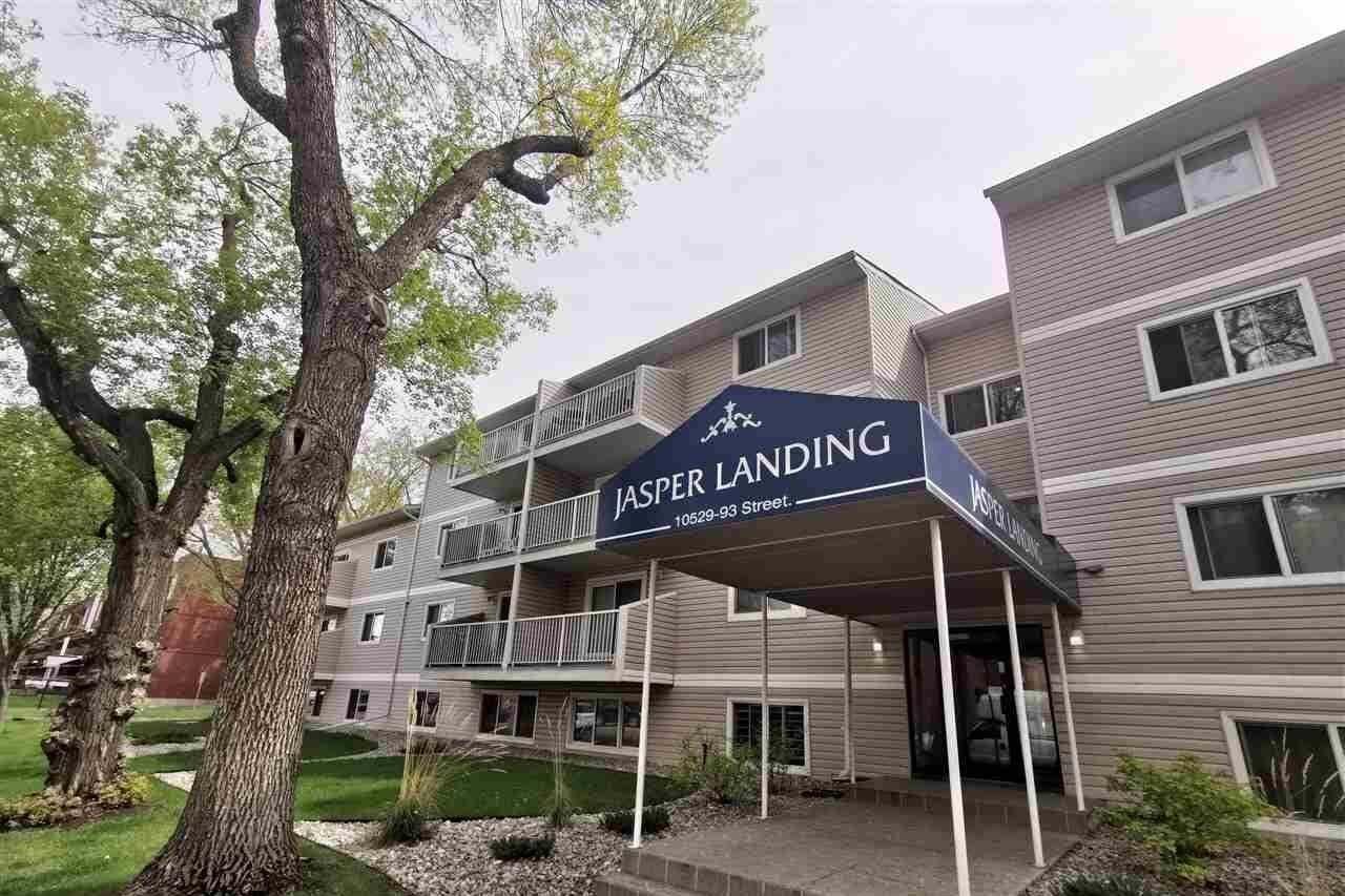 Condo for sale at 10529 93 St NW Unit 210 Edmonton Alberta - MLS: E4199197