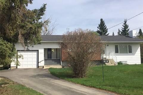House for sale at 210 11 St Beaverlodge Alberta - MLS: GP202921