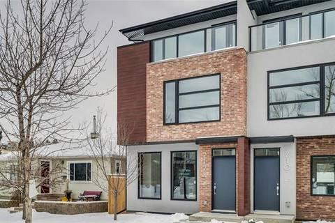 Townhouse for sale at 210 11 St Northeast Calgary Alberta - MLS: C4219510