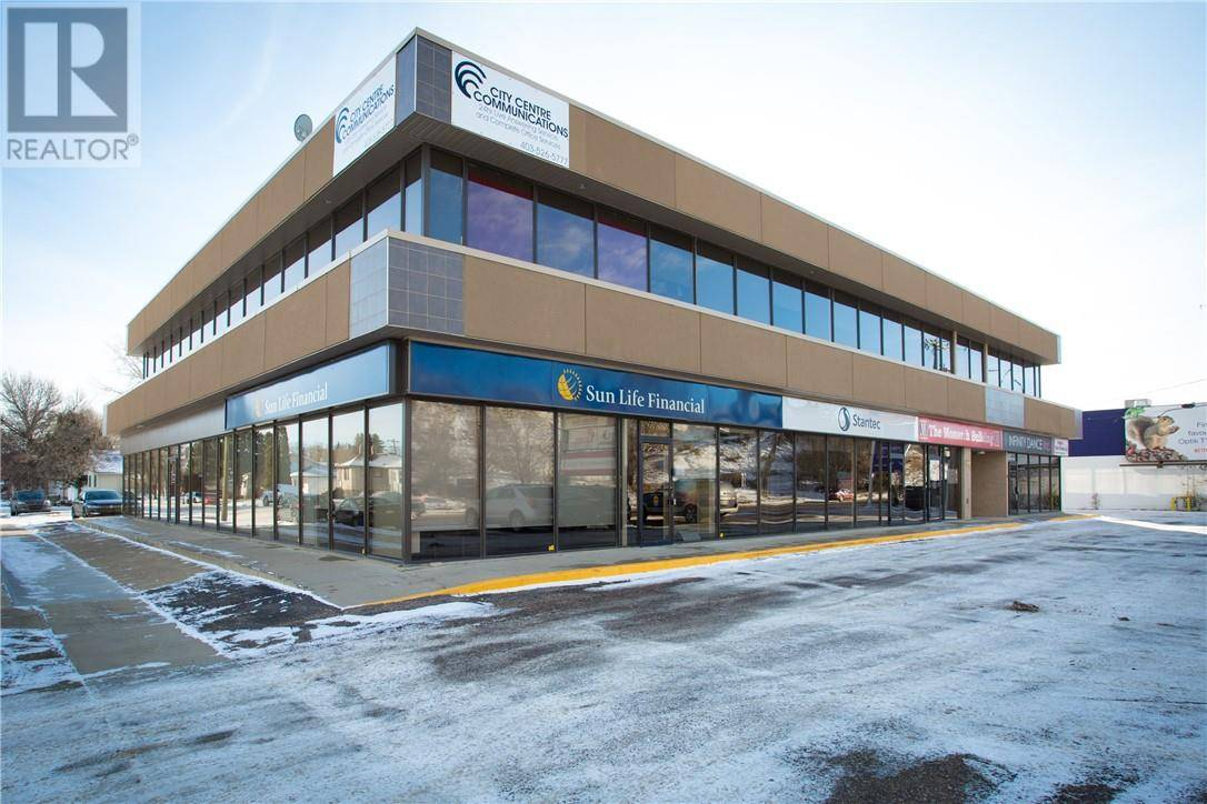Commercial property for lease at 1111 Kingsway Ave Se Apartment 210 Medicine Hat Alberta - MLS: mh0191674