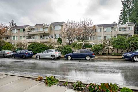 Condo for sale at 1155 Ross Rd Unit 210 North Vancouver British Columbia - MLS: R2369988