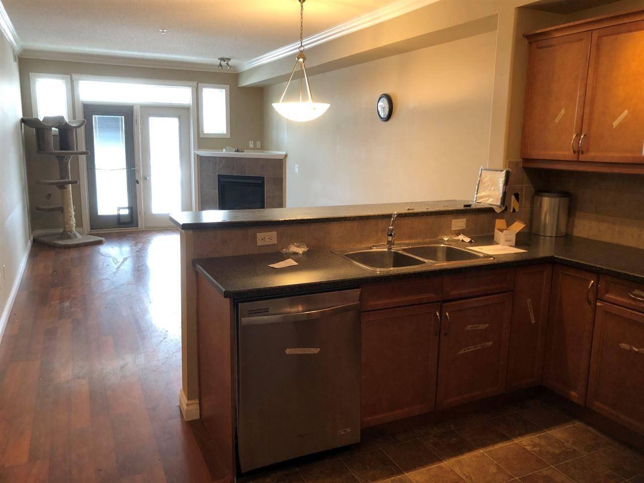 Condo for sale at 12408 15 Ave Sw Unit 210 Edmonton Alberta - MLS: E4191907