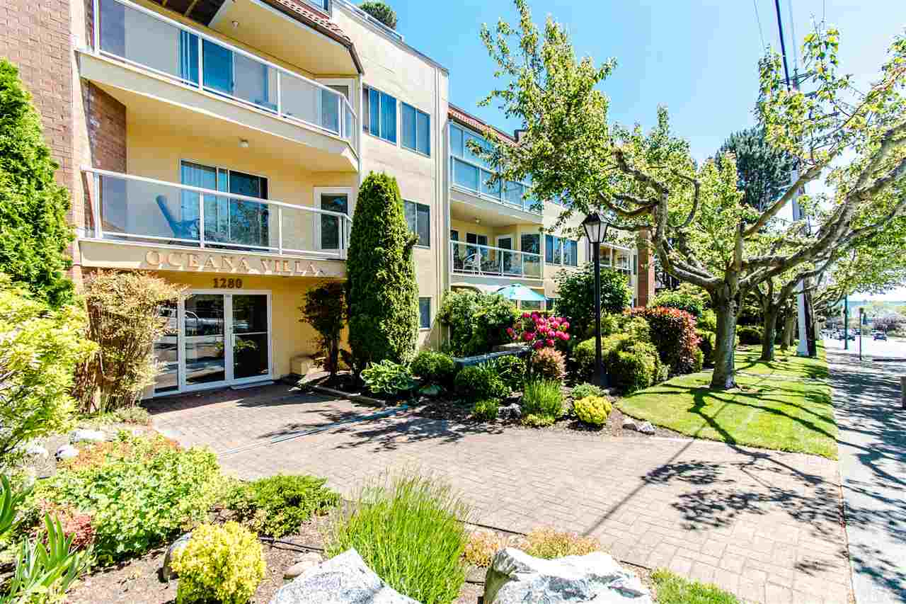 Removed: 210 - 1280 Fir Street, White Rock, BC - Removed on 2019-10-10 05:24:21