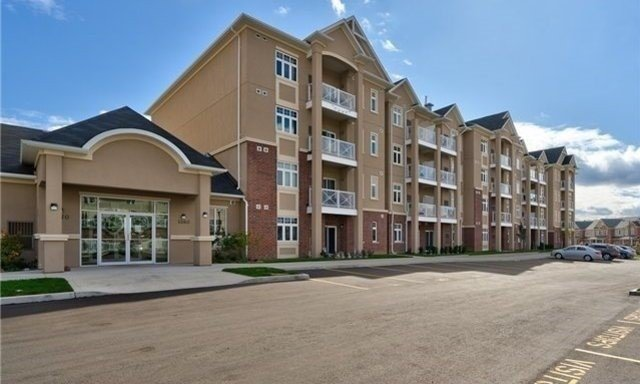 For Sale: 210 - 1360 Costigan Road, Milton, ON | 1 Bed, 1 Bath Condo for $379,000. See 12 photos!