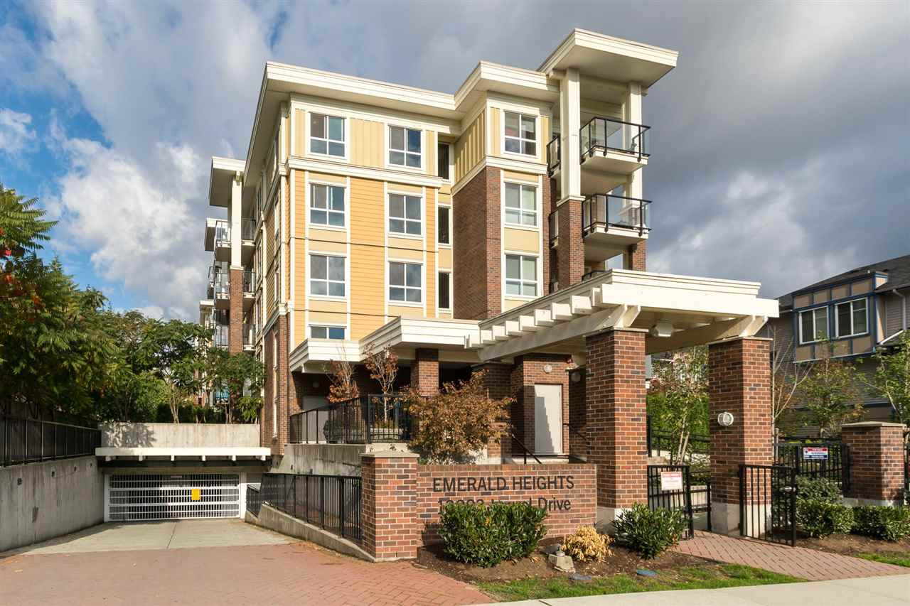 For Sale: 210 - 13883 Laurel Drive, Surrey, BC | 2 Bed, 2 Bath Condo for $350,000. See 19 photos!