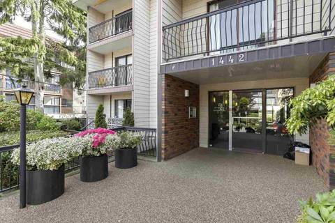 Condo for sale at 1442 Blackwood St Unit 210 White Rock British Columbia - MLS: R2371714