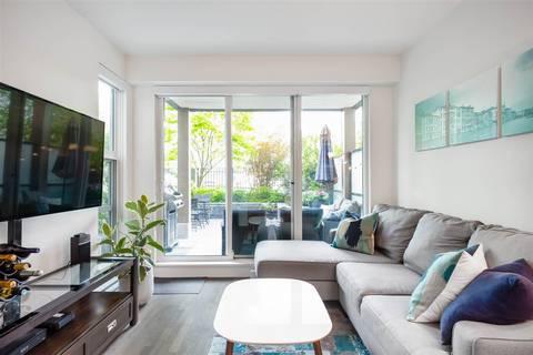 Condo for sale at 1628 4th Ave W Unit 210 Vancouver British Columbia - MLS: R2366811