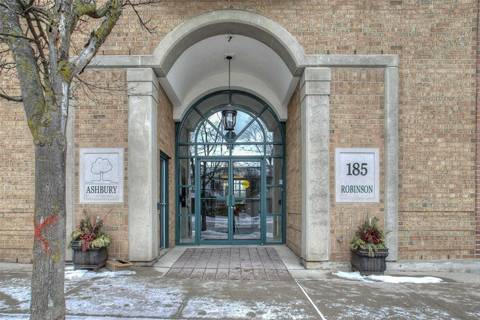 Apartment for rent at 185 Robinson St Unit 210 Oakville Ontario - MLS: W4680299