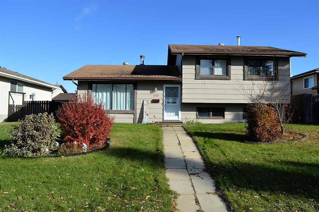 House for sale at 210 20 St Cold Lake Alberta - MLS: E4177427