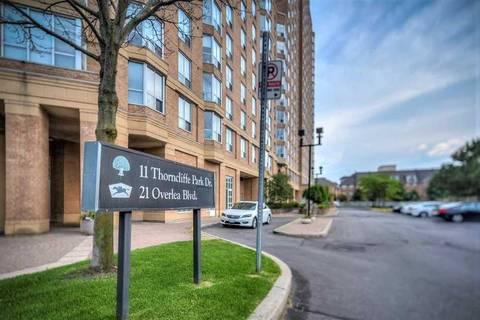 Condo for sale at 21 Overlea Blvd Unit 210 Toronto Ontario - MLS: C4724656