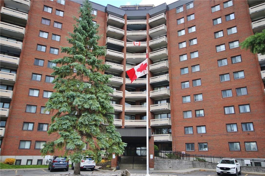 Buliding: 3100 Carling Avenue, Ottawa, ON