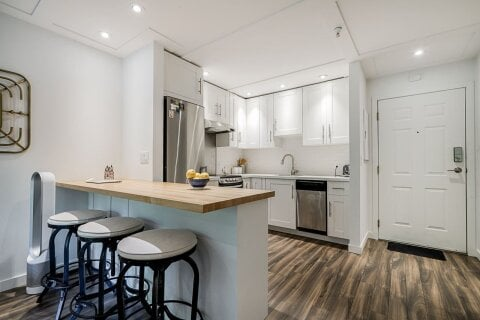 Condo for sale at 3624 Fraser St Unit 210 Vancouver British Columbia - MLS: R2513127