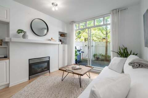 Townhouse for sale at 3727 10th Ave W Unit 210 Vancouver British Columbia - MLS: R2462089