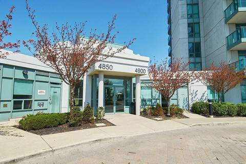 Condo for sale at 4900 Glen Erin Dr Unit 210 Mississauga Ontario - MLS: W4453100
