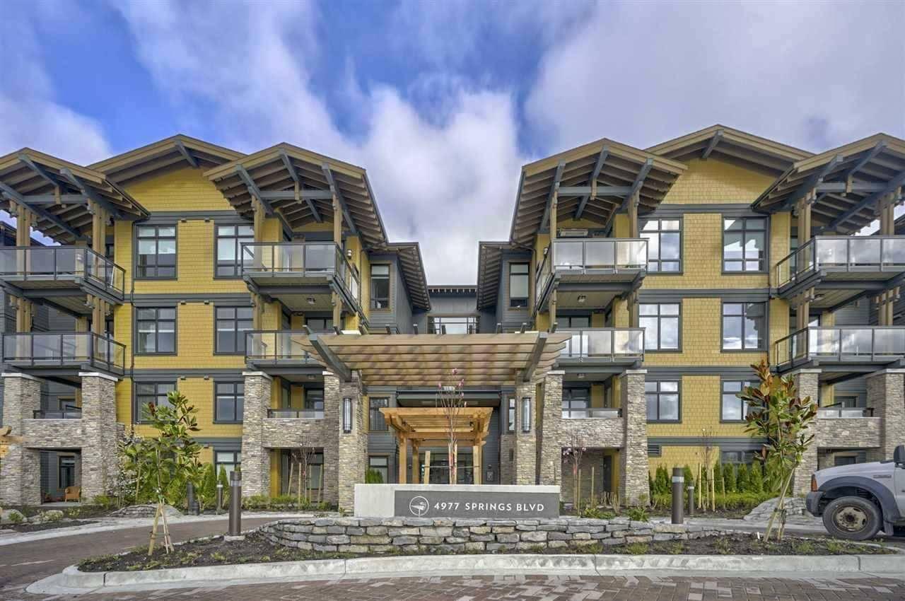 Apartment for rent at 4977 Springs Blvd Unit 210 Delta British Columbia - MLS: R2402881