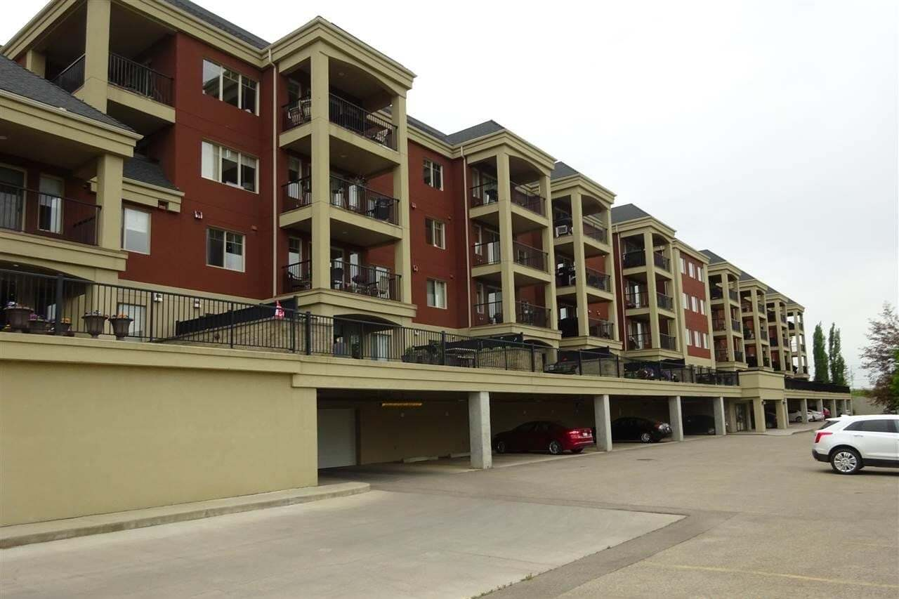 Condo for sale at 500 Palisdades Wy Unit 210 Sherwood Park Alberta - MLS: E4203749