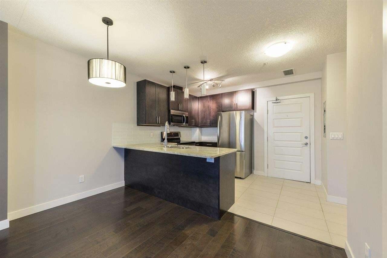Condo for sale at 5151 Windermere Bv SW Unit 210 Edmonton Alberta - MLS: E4208175