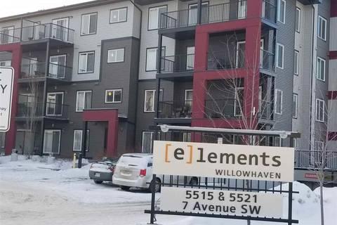 Condo for sale at 5521 7 Ave Sw Unit 210 Edmonton Alberta - MLS: E4138965