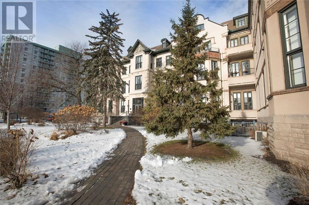 Condo for sale at 589 Rideau St Unit 210 Ottawa Ontario - MLS: 1177959