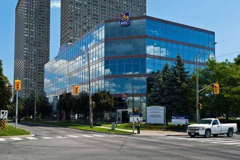 Commercial property for lease at 65 Overlea Blvd Apartment 210 Toronto Ontario - MLS: C4665354