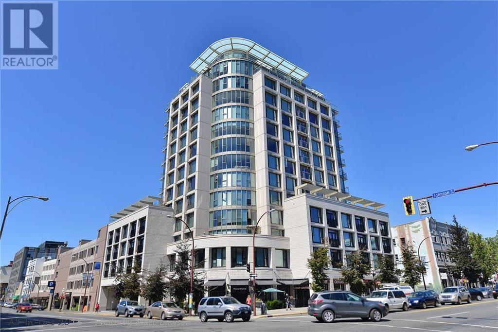 Buliding: 760 Johnson Street, Victoria, BC